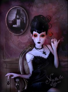 natilie shau | Bathory Doll: Natalie Shau