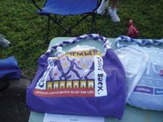Midwest Relay For Life: Shirt Tote Bags