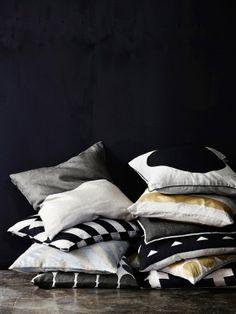 AURA Home Winter 2014 cushions