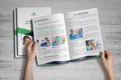 Medical HealthCare Brochure Brochures Brochure Layout - Healthcare brochure templates
