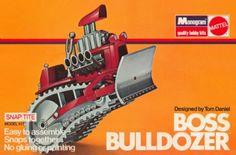 Boss Bulldozer