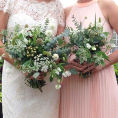 Fache florals with Lily Stone flowers