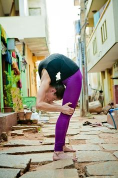Back bend #yoga