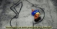 Venezuela is already pregnant with Freedom!