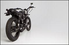 DEUS BALI – TIGERS MILK II MOTORCYCLE