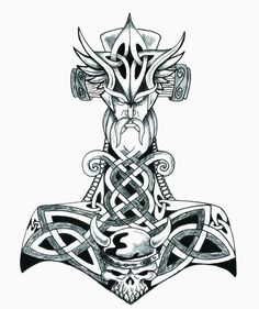 viking symbols tattoos - Szukaj w Google
