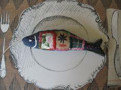 Fish ornament by Lambert