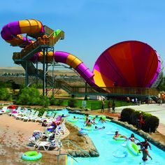 Visit some of the best water parks around #LosAngeles when you stay with us! #hotels #beautifulhotels #luxuryhotels