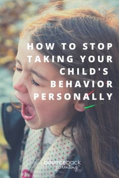 My kid gets on my nerves! How to stay calm and stop taking their behavior personally. Happy Mom, Happy Kids, Fun Activities For Kids, Family Activities, Dealing With Anger, Angry Child, Toddler Behavior, Raising Girls, Attachment Parenting