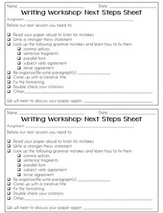 Research Paper Complete Resource Pack  Writing Process Students