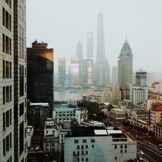 Shanghai / photo by Liang Ge