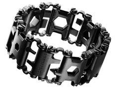 Sneaky Leatherman multitool disguises itself as a bracelet - CNET