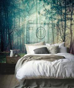 Tapeten   Fototapeten   Ein Designerstück Von Tapet Show Bei DaWanda  Wandgestaltung Schlafzimmer, Wandbilder
