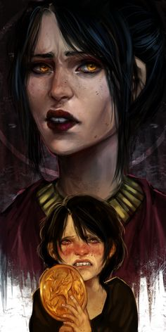 """""""Beauty and love are fleeting and have no meaning. Survival has meaning. Without those lessons, I would not be here today"""" - Morrigan, Dragon Age Dragon Age Games, Dragon Age 2, Dragon Age Origins, Dragon Age Inquisition, Morrigan Dragon Age, Dragon Age Characters, Female Characters, Dragon Age Series, Romantic Pictures"""