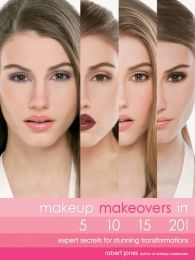 Top-of-the-field makeup artist Robert Jones shows you which tools to use, how to conceal blemishes, and how to emphasize certain features, such as eyes and lips. You'll discover how to quickly and efficiently transform your appearance in stunning and remarkable ways, no matter what the occasion and in an incredibly short amount of time.