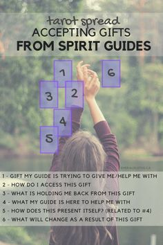 Our Spirit Guides are always trying to offer us help. This spread was designed to help you become more receptive to the help your Guides are offering.