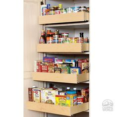 "Standard Rollout Shelves - 7.75"" Wide - Product - Camping World"
