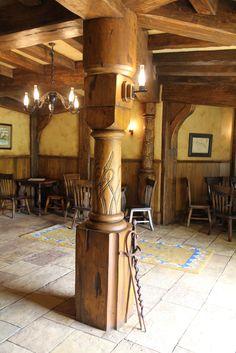 The Green Dragon pub, Hobbiton