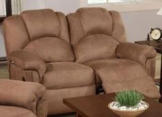 Bobkona Motion Loveseat in Saddle Microfiber by Poundex This reclining sofa set will have you lounging comfortably in no time! Sleeper Sofa, Sectional Sofa, Recliner, Sofas, Couch, Beds For Sale, Best Sofa, Reclining Sofa, French Country Decorating