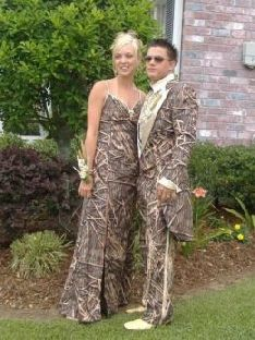 camoflauge prom dresses - wish i found this before my prom