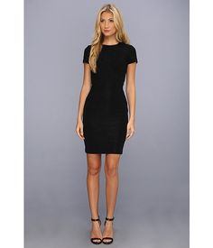 Ted Baker Nedeli Bodcon Dress Cruise Outfits, Cruise Clothes, Ted Baker, Hemline, Short Sleeves, High Neck Dress, Sexy, Window Shopping, Dress Black