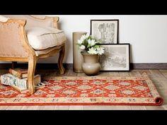 Dicas de decoração para usar tapete na casa