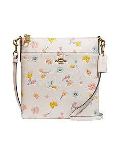Floral Motif, Floral Prints, Designer Crossbody Bags, Designer Handbags, Polished Pebble, Coach Leather Cleaner, Coach Shoulder Bag, Crossbody Clutch, Leather Design