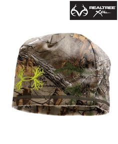 eb116bb4e0bff  NEW Under Armour® Dead Calm Scent Control Hunting Beanie in Realtree Xtra®  Camo