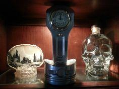 Piston Clocks
