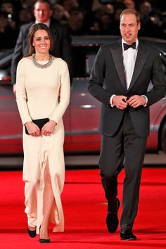December 5, 2013 - See Kate Middleton and Prince William's Best Style Moments - ELLE.com