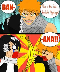 "Just a little Bleach humor.. xDD ... Bet you thought he was gunna say ""bankai"" muahhaha"