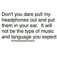 Exactly! To all the non-kpoppers