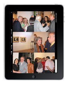 """VVArt Servicios Corporativos PATROCINANTE del evento """"30 Aniversario Galería Marchiaro"""".   2004 - CBA. ARG.   Lugar: Galería de Arte Marchiaro"""