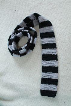 Hæklet slips
