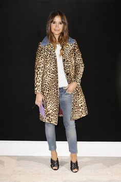 Miroslava Duma Photos - Miroslava Duma attends the Giorgio Armani Prive Spring Summer 2016 show as part of Paris Fashion Week on January 2016 in Paris, France. Mira Duma, Fashion Week Paris, Winter Fashion, Fashion Show, Armani Prive, Miroslava Duma, Style Couture, Haute Couture Fashion, Armani Jeans