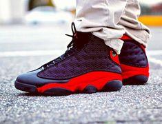 check out b0205 863e5 Air Jordan 13 Bred, Jordan Shoes, Nike Air Max, Air Jordans, Boots