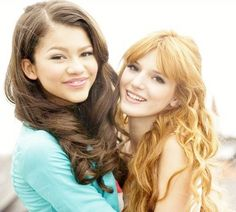 Zendaya and Bella ❤