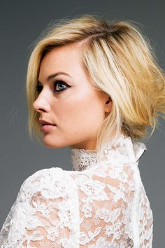 Margot Robbie as Daphne Greengrass