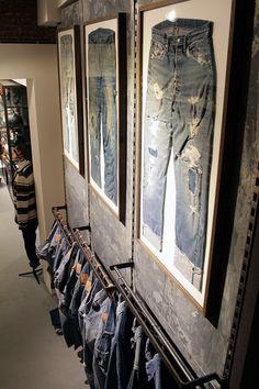 tenue de nimes shop store jeans amsterdam new LONG JOHN (3) |