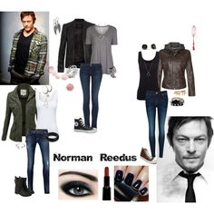 Norman Reedus style. This is funny and I kinda like it