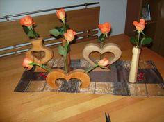 DIY I #wooden handcrafted test tube vases: http://www.1-2-do.com/de/projekt/Reagenzglasvasen-/bauanleitung-zum-selber-bauen/16562/
