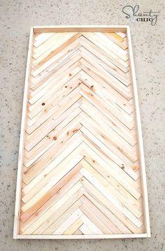DIY Wood Wall Art Tutorial wood projects projects diy projects for beginners projects ideas projects plans Diy Wooden Wall, Reclaimed Wood Wall Art, Wall Wood, Wood Walls, Scrap Wood Art, Wooden Signs, Diy Wood Projects, Wood Crafts, Woodworking Projects