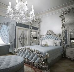 These 4 Living Room Trends for 2019 – Modells. Royal Bedroom, Large Bedroom, Bedroom Sets, Modern Bedroom, Dream Rooms, Dream Bedroom, Master Bedroom, Queen Bedroom, Bedroom Furniture