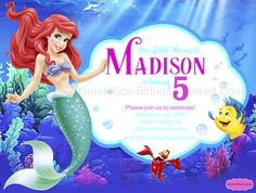 FREE Little Mermaid Font