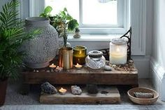 Image result for creating a meditation space at home