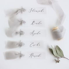 トレーシングペーパー席札 シルクリボン席札 ウェディング * 結婚式 * | ハンドメイドマーケット minne Wedding Images, Wedding Cards, Packaging Design, Dream Wedding, Stationery, Wraps, Lily, Branding, Stud Earrings