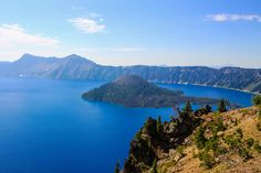 Crater Lake National Park | At Home In The Wasteland Travel Blog
