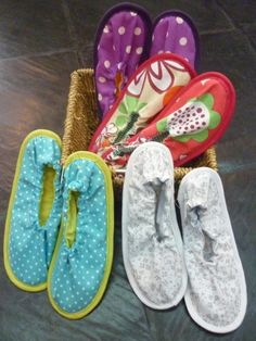 Crochet Sandals Sewing Slippers Sewing Notions Old Clothes Doll Shoes Upcycle Crafty Apron Footwear Sewing Slippers, Shoe Crafts, Crochet Sandals, Old Sweater, Easy Sewing Patterns, Warm Fuzzies, Sewing Accessories, Doll Shoes, Sewing Notions