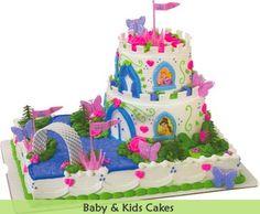 Resultado de imagen para child birthday cakes