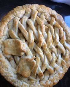 #apple #pie #summerofpie #pies #eat #kerrygold #grannysmith #honeycrisp #allbuttercrust #eat #more #food #cook #chef #bakery #bake #1969 #sacramento #california #summertime #fruit #fresh #foodporn #foodie #foodpics #foodgasm #foodpic #yesterday